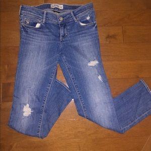 💋2/$30💋 Abercrombie Kids Jeans